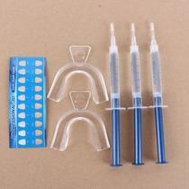 Kit Clareador Dental + Moldeira Clareamento 3 Seringas Dente