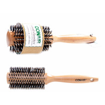 Escova Wood Classics Large Porcupine Round Brush Conair