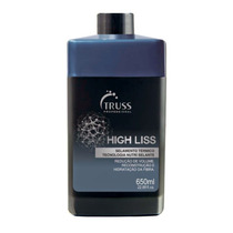 Truss High Liss Selamento Térmico Redutor De Volume 650ml