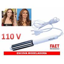 Escova Modeladora Ls36 127v Faet Pronto C/5 Pentes Reserva