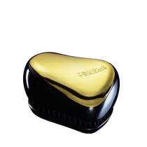 Escova De Cabelos Desembaraçadora Tangle Teezer Compact Gold