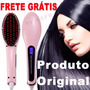 Escova Alisadora Elétrica Hqt-906 Fast Hair Straightener Lcd