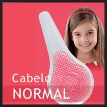 Escova De Cabelos Normal Michel Mercier Infantil Fret Gratis