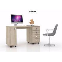 Mesa Para Computador Smart - Lukaliam Móveis - Compre Móveis