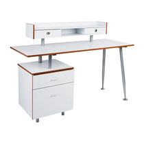 Mesa Bancada Escritório Para Home Office Escrivaninha