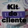 Kit Unhas De Acrigel Unhas De Porcelana Alongamento Fibra