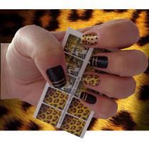 Revenda Atacado 120 Cartelas 1440 Adesivos Películas Unhas