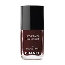 Esmalte Chanel Nr. 18 Rouge Noir