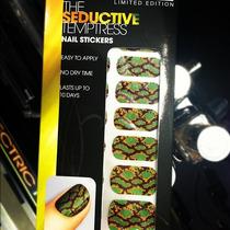Nail Sticker Adesivo Unha Loreal Paris Cobra Facil Aplicação