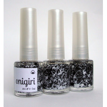 Esmalte Glitter Onigiri Caseiro Artesanal Indie Polish 7ml