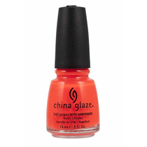Esmalte China Glaze Orange Knockout 1005 14 Ml