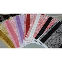Películas De Unhas - 1200cartelas - 100folhas C/ 12 Desenhos