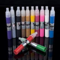 Tinta Acrilica 3d Para Decorar Unhas - 12 Cores - Glitter