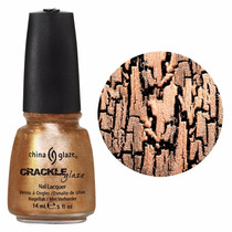 Esmalte Importado China Glaze Crackle Cor Cracked Medallion