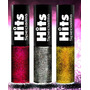 Hits Speciallitá Glitter Forte - Kit Com 15 Cores