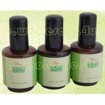 3 Primer Unha Postiça Acrilica Gel Desinfetante Catalizador