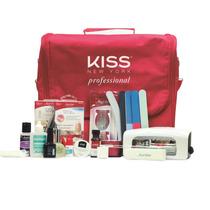 Kiss New York (first Kiss) Kit Gel E Acrygel Profissional