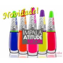 Esmaltes Impala Atitude Neon ** Novidade