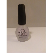 Base Extra Brilho - Quick Dry Top Coat 15 Ml - Opi