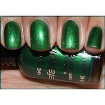 Esmalte Wet N Wild Sagreena The Teenager Witch Verde