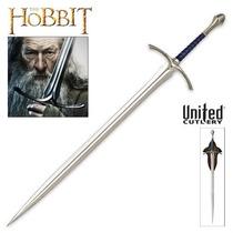 United Cutlery Espada Glamdring The Hobbit Gandalf Original