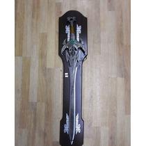 Espada Medieval C/suporte Parede-6 Modelos Para Escolher