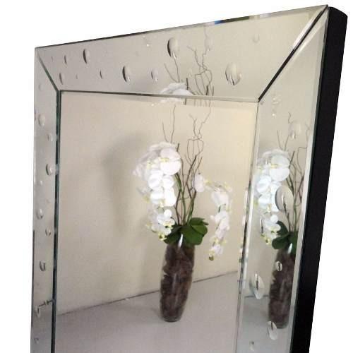 Espelho Para Sala De Jantar Grande ~ Espelho Bisote Para Sala De Jantar Grande Retangular  R$ 839,00 no