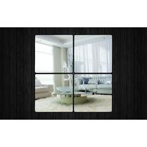 Espelho Decorativo - Quadrados Ref. E043