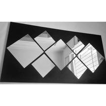 Espelho Decorativo- Painel 70x130cm/ Frete Só P/ Gd S. Paulo