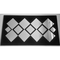 Espelho Decorativo Em Painel 70x130cm - Frete Grátis