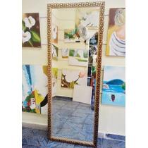 Espelho Grande C/ Moldura 170x65cm