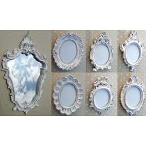 Kit Espelhos Veneziano Estilo Provençal