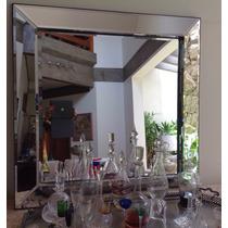 Espelho Cristal Bisotê Para Usar Com Veneziano