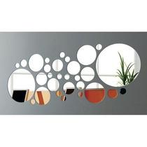 Espelho Decorativo - Conjunto De Bolas 27 Peças