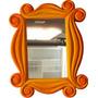 Espelho Moldura Friends Ii (peça Maior), Decoração Paredes.