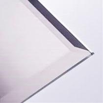 Espelho Bisotê 100x70cm- C/suporte - Enviamos P/ Todo Brasil