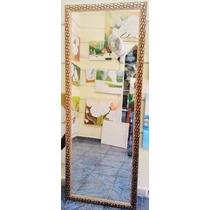 Espelho Grande 160x60cm C/ Moldura/ Entrego Só Na Grande Sp.