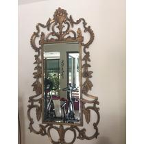 Espelho De Ferro Francês Lindo, Oportunidade Familia Muda-se