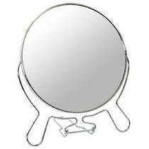 Espelho Dupla Face Grande 8¨ Polegadas