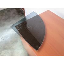 Porta Shampoo De Canto Em Vidro Temperado De Fumê 8mm
