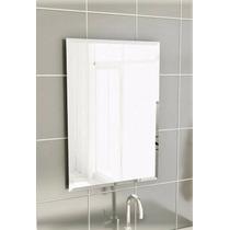 Espelho Bisotê 80x90cm-p/ Banheiro/ Frete Só P/ Gd. S. Paulo