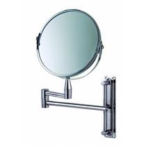 Espelho De Aumento Articulado Dupla Face Mor, Mania Virtual