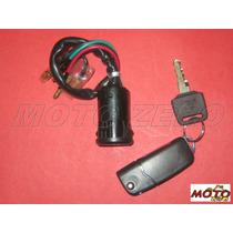 Chave De Ignição Honda Cg Titan 125 99/99 * Moto Zero *