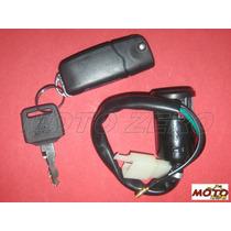 Chave De Ignição Honda Cg Titan 125 2000/01 * Moto Zero *