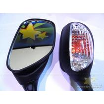 Par Espelho Retrovisor Gsxr1000 750 Srad Gsx Moto Suzuki