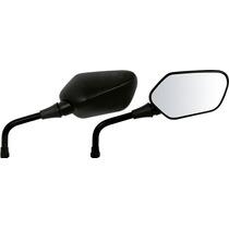 Espelho Retrovisor Cb 300 Preto Modelo Original