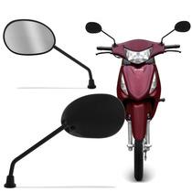 Retrovisor Moto Honda Biz 125 Bros 150 2009 Mod Original