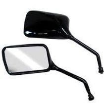 Espelho Retrovisor Preto Honda Cbx 250 Twister (509)