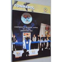 Revista Conmebol 68 2001 Centenario River Plate
