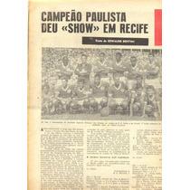 A Gazeta Esportiva Ilustrada Nº 251, De Abril De 1964